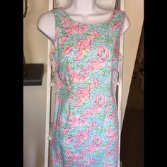 Perfect condition lobstah roll Lilly dress! Absolutely gorgeous only worn once. Flawless condition Lilly Pulitzer Dresses