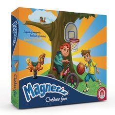 Gebruik je fantasie en maak je eigen wereld met deze Magnetiz magneetborden. Een set bevat een stevig magneetbord met achtergrond. Op die achtergrond plak je eenvoudig allerlei accessoires, meubels, onderdelen en poppetjes. zo creeer je je eigen wereld. Telkens weer anders, telkens weer opnieuw.�  De verpakking is tevens geschikt als opbergdoos en zo neem je je Magnetiz set werkelijk overal mee naartoe. Vervelen is er niet meer bij. Iedere set bevat tussen de 41 - 57 onderdelen. De…