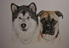Wolf & Tara