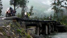 Planning an Adventure Motorcycling Trip
