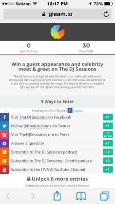 Enter the contest my brother from another mother is putting on with celebrity dj meet and greet @thedjsessions #artebygonzo619#maschinelife #ohanamag