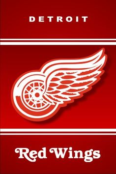 Detroit Red Wings. So many wonderful years of hockey. I just love this franchise