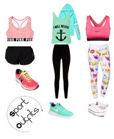 """""""Sport Outfits"""" by martuxia19 on Polyvore"""