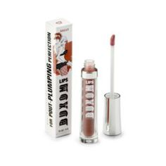 -A sultry mauve luster     A Buxom babe is all about curves, tingles and attitude — and that includes the lips. Plump what you've got with our luscious polish, which naturally creates the look of fuller, more voluptuous lips.