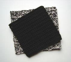 Extended Single Crochet Hot Pad/Trivet