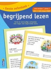 Eerste oefenboek begrijpend lezen: van AVI start tot AVI E6