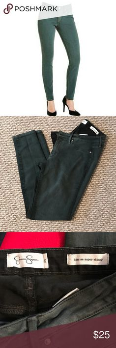 Jessica Simpson jeans! Kiss Me Super Skinny Jessica Simpson jeans! Worn only a few times. Stretchy and super comfortable! Jessica Simpson Jeans Skinny