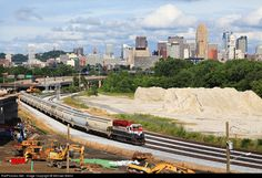 RailPictures.Net Photo: CIND 5008 Central Railroad of Indianapolis EMD GP50 at Cincinnati, Ohio by Michael Biehn