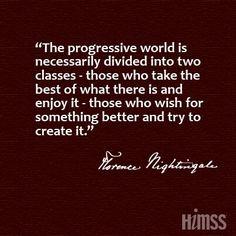 Florence Nightingale!