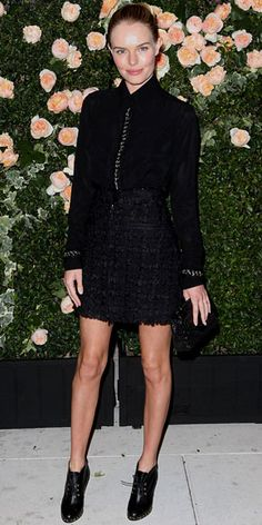 Kate Bosworth - Look of the Day - Chanel