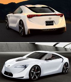 Toyota FT-H5 Concept