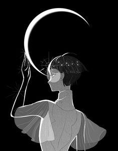 houseki no kuni Cool Sketches, Cool Drawings, Chica Anime Manga, Anime Art, Adventure Time Style, Manga Cute, Anime Demon, Manga Games, Pretty Art