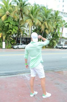 South Beach Outfit