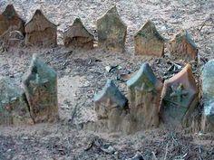 Indianola Texas ruins