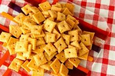 Whole Wheat Cheez Its - MUST MAKE!!