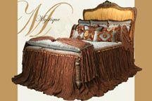 Main picture of Mystique Bedset from Reilly-Chance Collections Luxury Bedding Manufacturers