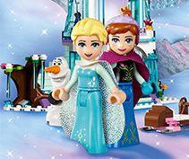 Elsa a Anna - Hra na schovávanou - Hry - Disney LEGO.com