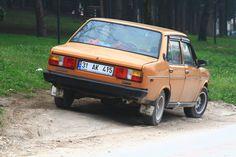 Fiat - Seat - Tofas Murat 131