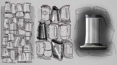 Ferv: Insulated Kettle on Behance