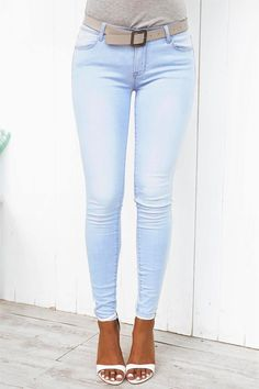 Jeans, jeans & more jeans!
