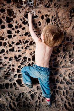 ¿Futuro de la escalada? Todo está por llegar
