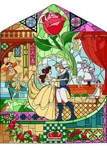 Beauty and the Beast.. Can they make this for real and put it in my hiuse someday?! :)