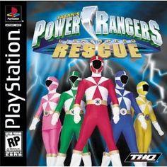 Power Rangers: Lightspeed Rescue