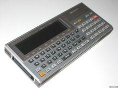 Digital History, Old Technology, Der Computer, Old Computers, Vintage Classics, Audio Equipment, Calculator, Nostalgia, Retro