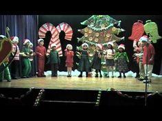 ▶ Kindergarten - Jingle Bell Rock 2010 - YouTube