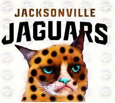 New Jacksonville Jaguars Logo