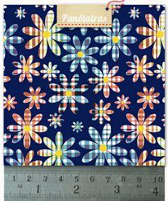 margaridas http://www.panolatras.com.br/compre/tecidos/margarida