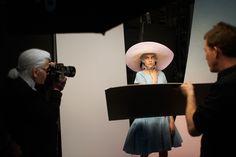 Chanel Resort 2013 - Making of