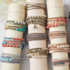 Get wrapped up in these latest bestsellers! Now available at:  http://www.chloeandisabel.com/boutique/tresbelleboutique