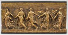 Grand Tour-Relief mit römischem Fries - Schloss Ahlden Kunstauktionen