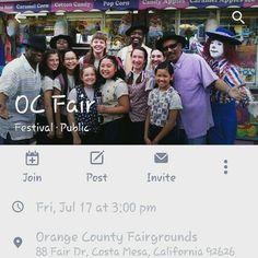 Save the date!  #augiejohnson #Augiessideeffect #ocfair #music #SideEffect #Unsung