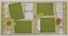 Two Page Layouts   Kiwi Lane Designs
