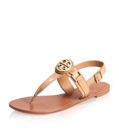 Patent Leather Cassia Sandal | Womens Sandals | ToryBurch.com