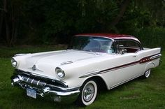 1957 Pontiac Starchief...Re-pin...Brought to you by #HouseofInsurance for #CarInsurance #EugeneOregon