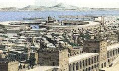 Carthage - A Phoenician colony founded around 800 BCE in what is now Tunisia. Carthage and Rome warred three times. These wars were the Punic Wars. Rome destroyed Carthage in 146 BCE.