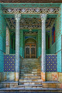 Golan palace, Teheran, Iran SHARE YOUR TRAVEL EXPERIENCE ON www.thetripmill.com! Be a #tripmiller!