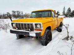 If posting pictures of my truck all the time is wrong, I don't wanna be right 😏 Classic Ford Trucks, Ford 4x4, Ford Pickup Trucks, 4x4 Trucks, Lifted Trucks, Cool Trucks, Chevy Trucks, Cool Cars, Old Fords