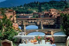 The Westin Excelsior Florence in Italy.