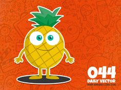044 - Pineapple (To see them all click on the image)