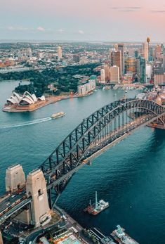23 Very Best Places In Australia To Visit Sydney City, Sydney Harbour Bridge, Melbourne, City Aesthetic, Travel Aesthetic, Sydney Australia, Australia Travel, Western Australia, Australia Photos
