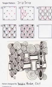 zentangle tutorial - Поиск в Google