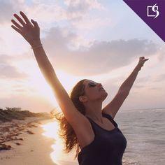 Pamiętacie, że dzisiaj pierwszy dzień lata?  #lato #słońce #plaża #souvre #kobieta #opalenizna