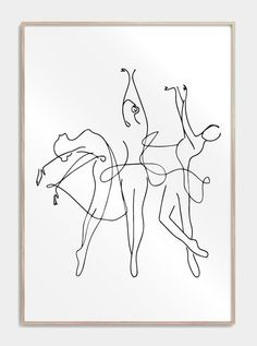 Dancing ballerinas in a row - A line drawing poster with 3 dancing . - Dancing ballerinas in a row – A line drawing poster with 3 dancing ballerinas. More ballerinas in - Dancing Drawings, Art Drawings, Line Drawing Art, Drawing Tips, Contour Line Drawing, Single Line Drawing, Abstract Drawings, Movement Drawing, Ballet Drawings