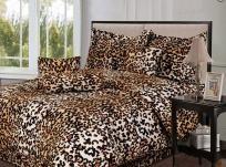 Leopard Comforter Micro Fiber
