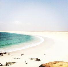 Nobody on the beach, Boa Vista #CaboVerde #Kaapverdie