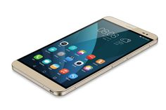Huawei MediaPad X2 seen at MWC 2015 - http://hexamob.com/news/huawei-mediapad-x2-seen-at-mwc-2015/